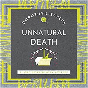 Unnatural Death Hörbuch