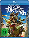 DVD & Blu-ray - Teenage Mutant Ninja Turtles [3D Blu-ray]