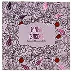 Magic Garden Coloring Book