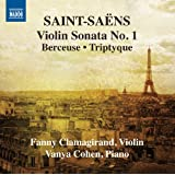 Saint-Saëns: Music for Violin and Piano, Vol. 1