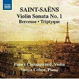 Musique pour violon et piano (Intégrale - volume 1)