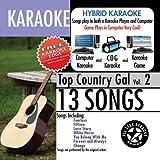 echange, troc Karaoke - Karaoke: Top Country Gal with Karaoke Edge