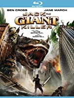 The Giant Killer Blu-ray by Asylum/Gaiam