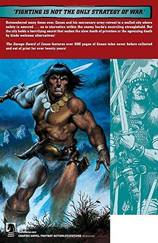 SAVAGE SWORD OF CONAN 17