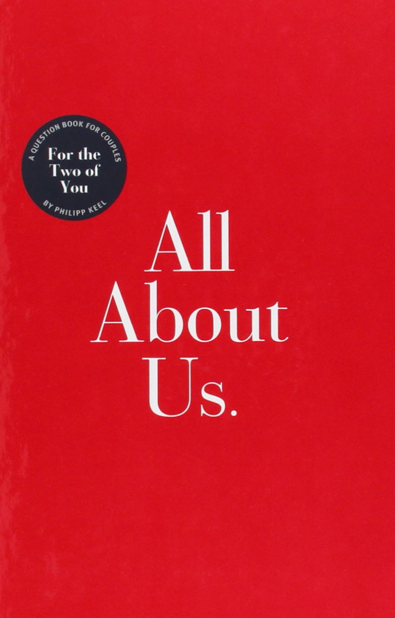 All About Us Hardcover – by Philipp Keel  (Author)