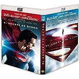 El Hombre De Acero (BD + DVD + Copia Digital) [Blu-ray]