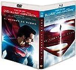 El Hombre De Acero (BD + DVD + Copia...