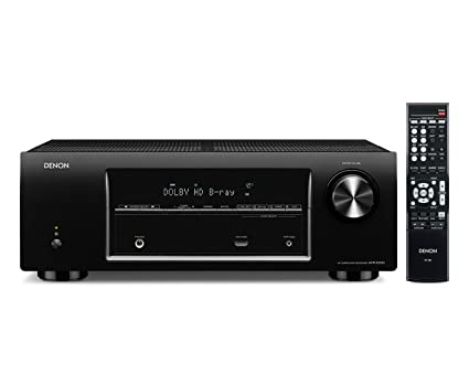 Denon AVR E200 5 1 Channel 3D Pass Through Home