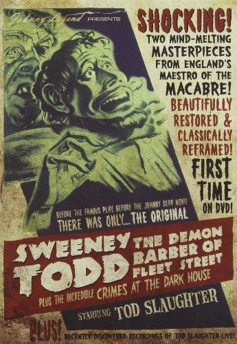 Sweeny Todd/Incredible Crimes At The Dark House