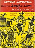 img - for Cowboy Jamboree: Western Songs & Lore book / textbook / text book