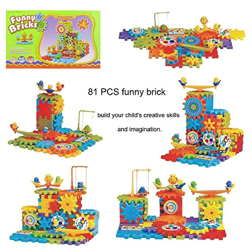 Night-Lions-TechTM-81-PCS-green-box-funny-electric-brick-Gear-Building-Toy-Set-Interlocking-Learning-Blocks-Motorized-Spinning-Gears-Toys-Gears-Gears-Gears