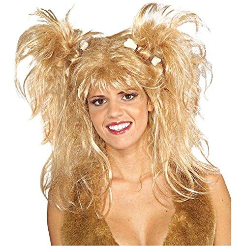 Blonde Cavewoman Adult Wig