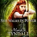 She Walks in Power: Protectors of the Spear, Book 1 Audiobook by MaryLu Tyndall Narrated by Anna Parker-Naples