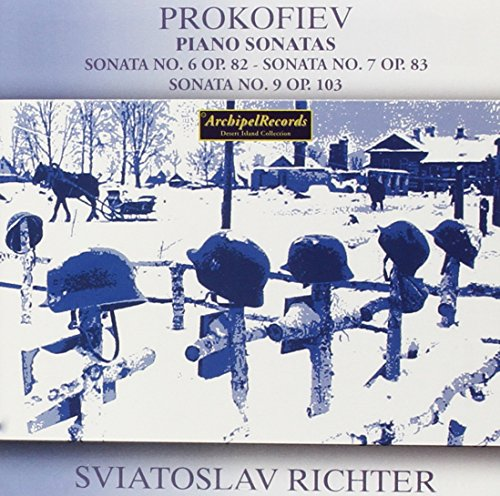CD : PROKOFIEV / RICHTER - Sonata For Piano 6 7 & 9