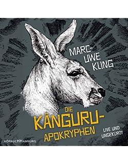 Top ! Die Känguru-Apokryphen : Live und ungekürzt   Hörbuch