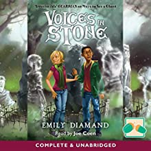 Voices in Stone Audiobook by Emily Diamand Narrated by Joe Coen