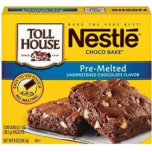Nestle Choco-Bake, 8 oz. - 6 Unit Pack