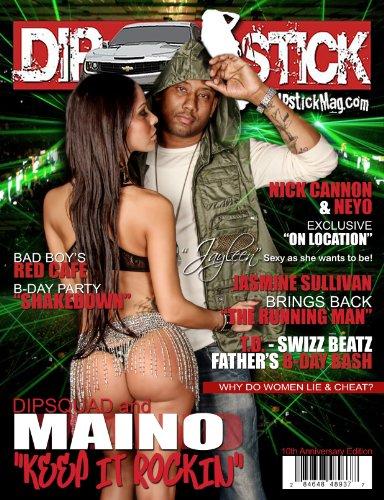 Dipstick Magazine 10th Anniversary Edition