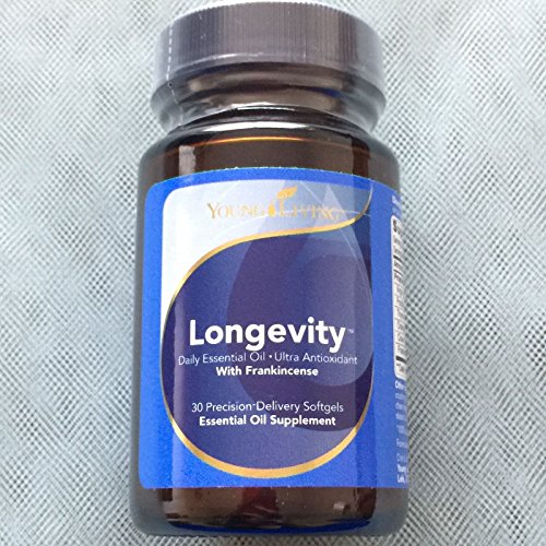 Longevity With Frankincense 30 Precision- Delivery Softgels