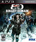 Binary Domain - PlayStation 3 Standard Edition