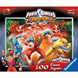 Power Rangers Ninja Storm Puzzle (100 pieces)