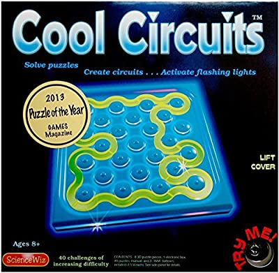 10 X Science Wiz Cool Circuits by Norman & Globus, Inc.