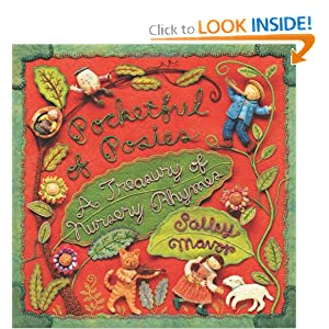Click to buy Pocketful of Posies: A Treasury of Nursery Rhymes from Amazon!