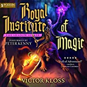 The Shadowseeker: Royal Institute of Magic, Book 2 | Victor Kloss