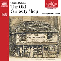 The Old Curiosity Shop audio book