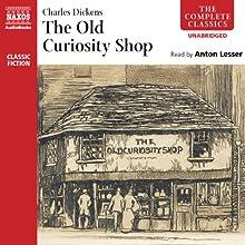 The Old Curiosity Shop | Livre audio Auteur(s) : Charles Dickens Narrateur(s) : Anton Lesser