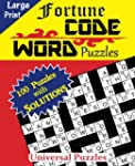 Fortune Codeword Puzzles