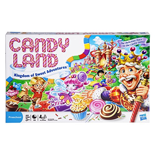 Candy Land The World of Sweets Game (Amazon Exclusive) (Kids Board compare prices)