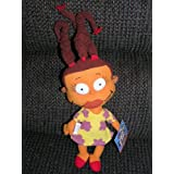 "Rugrats 12"" Plush Susie Doll By Nanco"