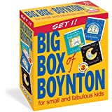 Big Box of Boynton Set 1!: Barnyard Dance! Pajama Time! Oh My Oh My Oh Dinosaurs!