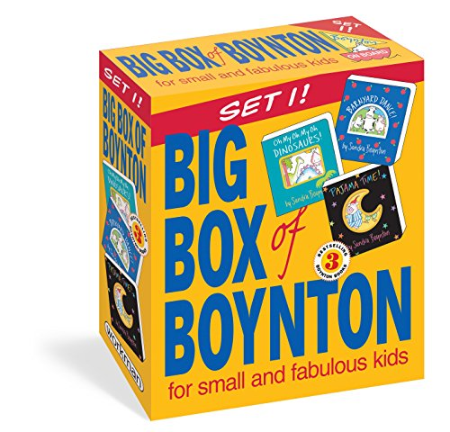 Big Box of Boynton: Barnyard Dance! Pajama Time! Oh My Oh My
