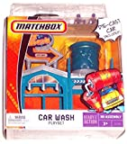 6176HPU9b6L. SL160  Matchbox Car Wash Nice Washing Job Playset