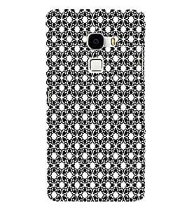 ifasho Designer Phone Back Case Cover LeTv Le Max :: LeEco Le Max ( Skull Face Attitude )