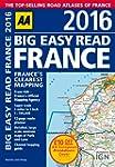 Big Easy Read France 2016 (Road Atlas...