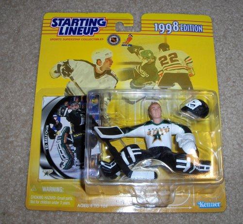1998 NHL Starting Lineup - Ed Belfour - Dallas Stars