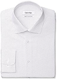 Calvin Klein Men's Regular Fit Print