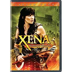 Xena: Warrior Princess: The Complete Fourth Season