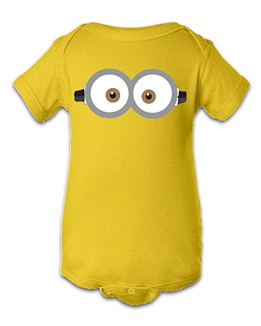 minion baby creepers
