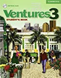 img - for Ventures 3 Student's Book with Audio CD book / textbook / text book