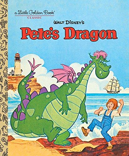 RH Disney - Pete's Dragon (Disney: Pete's Dragon) (Little Golden Book)