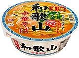 ニュータッチ 凄麺 和歌山中華そば 117g×12個