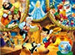 Clementoni-29584-Puzzle Enfant 250 pc-Pinocchio  the tale
