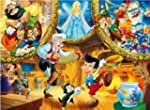 Clementoni 29584.5 - Puzzle Pinocchio...