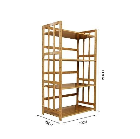 Kuchenwagen Kuchenzubehör Racks Nanzhu Massivholz Standfuß multifunktionale Mikrowellenherde Kuchenregal ( größe : 38*70*117cm )