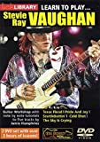 Learn to Play…Stevie Ray Vaughn Guitar Techniques, Vol. 1