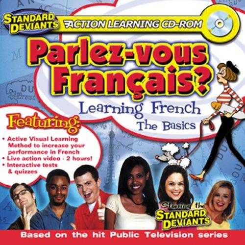 Parlez-Vous Francais  Jewel CaseB000066E6X : image